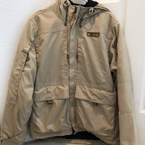 Abercrombie and Fitch men's parka